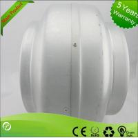 Wholesale 220V Inline Circular Duct Fan For Supermarkets / Stations , Strong Corrosion Resistance from china suppliers