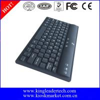 Wholesale Black Wireless Bluetooth Silicone Industrial Keyboard With Usb Charging from china suppliers