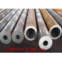 Quality Heavy Wall Round Stainless Steel Seamless Pipe ASTM A511 SS Hollow Bar for sale