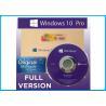 Buy cheap Oem Full Version 32bit / 64bit Microsoft Windows 10 Pro  With Genuine License from wholesalers