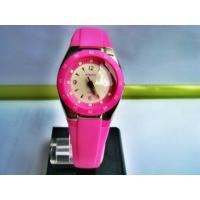 Wholesale Light Pink Quartz Kids Analog Watch / Analogue Watches For Girls from china suppliers
