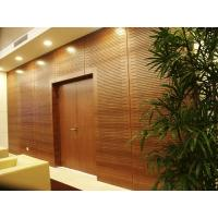 Buy cheap Slot Acoustic panel for meeting room from wholesalers