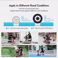 Wholesale 4 wheel foldable elderly electric scooter 4.jpg