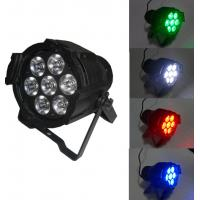 Wholesale 7 x 10w Rgbw 4in1 Led Moving Head 64 Disco Stage Lights / Wedding Lights from china suppliers