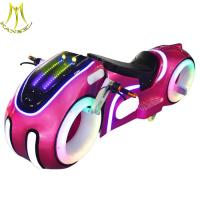 Buy cheap Hansel hot Remote control music amusement moto rides motorcycle games racing kids ride game machine from wholesalers