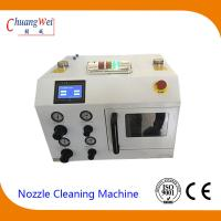 Wholesale Big Capacity Nozzle Cleaning Machine , Smt Cleaning Equipment Using Liquid Purified Water from china suppliers