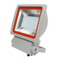 Quality Grey Color 100W IP65 120 Angle Outdoor Led Flood Light CRI 75 CE Certification for sale