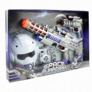 Wholesale 8-piece B/O Plastic Sound Gun Toy, EN71, EN62115, EN60825, 6P, HR4040, ASTM Standards from china suppliers