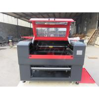 Wholesale Acrylic Sheet / Plastic / glass laser engraving machine , desktop co2 laser engraver from china suppliers