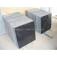Buy cheap Flooring Tiles (Black-Galaxy) from wholesalers