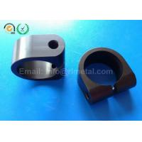Wholesale Aluminum AL6061 CNC Milling Parts Matt Black Color Anodized For Lock Application from china suppliers