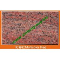 Wholesale Multicolor Red Granite Stone from china suppliers