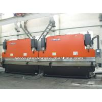 Wholesale Bending Tandem Press Brake Equipment / Servo Hydraulic Press 250T Force from china suppliers