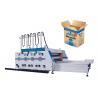 Buy cheap 1 / 2 Color Flexo Printing Machine Cardboard Box Making Machine from wholesalers