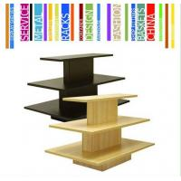 Wholesale Wooden Display Stand for Promotion of Garment from china suppliers