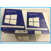 Wholesale 64/32 BIT Microsoft Windows 8.1 Pro Pack SP1 Full Version DVD & Original OEM key from china suppliers