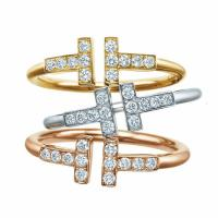 Wholesale Hot new fashion elegant jewelry women charms gold silver ring from china suppliers