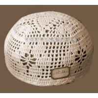 Wholesale muslim pure cotton crochet cap-72 from china suppliers