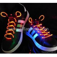 Wholesale High Brightness LED Flashing Shoelace from china suppliers