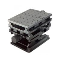 Wholesale Laser Engraving Linear Motion System , Precision Manual XYZ Linear Stages from china suppliers