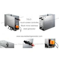 Wholesale 22.5kw Electric steam shower generator 400V for steam room / steam bath from china suppliers