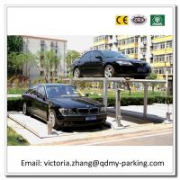 Wholesale 2-3 Levels Simple Car Parking System for Underground Garage Pit Parking Lift from china suppliers