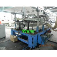 Wholesale HDPE Double Wall Corrugated Pipe Extrusion Line For Water Drain Tube 50mm - 250mm from china suppliers