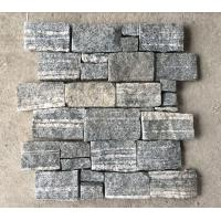 Buy cheap Silver Cloud Granite Zclad Stone Panels Backed Steel Wire,Grey Granite Stacked Stone,Natural Stone Cladding,Ledgestone from wholesalers