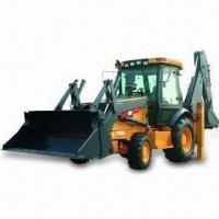 Wholesale Backhoe Loader with WD Deutz Engine, Multidisc Brake, and Carraro Front Axle from china suppliers