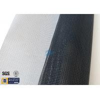 Wholesale 260℃ PTFE Coated Fiberglass Fabric 4*4MM 580GSM Black Conveyor Belt Dryer from china suppliers