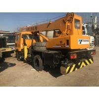 Buy cheap Hino Carrier Used TADANO TS-75M 7.5 ton Crane Made in japan Right Drive from wholesalers