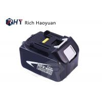 Wholesale Replacement Makita BL1830B 18V 6.0Ah Li-Ion Power Tool Battery With Power Display from china suppliers