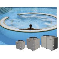 Wholesale Commercial Hot Water Heat Pump From 7KW - 82KW High COP Air Source Heat Pump from china suppliers