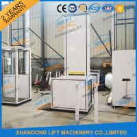 Buy cheap Electric Hydraulic Residential Elevators Wheelchair Lift Used For Old People from wholesalers