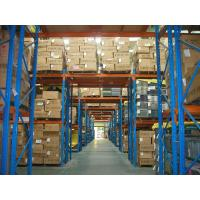 Wholesale Forklift Trucks Cross Bridge Pallet Rack Shelving from china suppliers