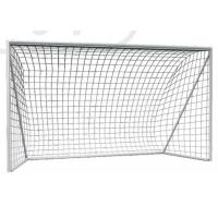 Wholesale 7 People Net Folding Football Goals 5x2 With Galvanized Steel Pipe from china suppliers