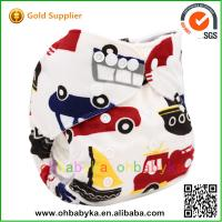 Buy cheap 2014 POPULAR printed pattern baby cloth diaper from wholesalers