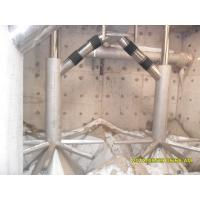 Buy cheap Compact Connection Continuous Steel Sand Filtration Wastewater Treatment CE / ISO from wholesalers
