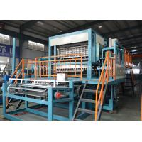 Wholesale Low Noise Pulp Egg Tray Making Machine , Paper Egg Tray Machine With Big Capacity from china suppliers