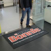Wholesale Printed Custom Entrance Mats from china suppliers