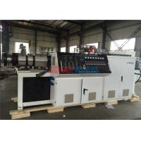 Wholesale Flame Retardant PVC Glazed Roof Tile Making Machine 400kgh With Extrusion Mould from china suppliers