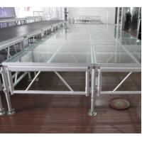 Wholesale 1.22m X 1.22m 18mm Acrylic Stage Platform  Anti-slip Borard from china suppliers