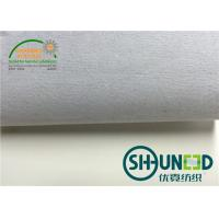 Wholesale Hard Paper Iron On Backing Fabric With 100% Recycle Cotton Composition from china suppliers
