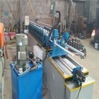Wholesale Light Keel Cold Roof Truss Purlin Roll Forming Machine CE standard Cr12 Rollers from china suppliers