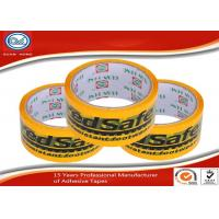 Wholesale Custom English Logo Printed Colored Adhesive Tape For Sealing and Packing from china suppliers