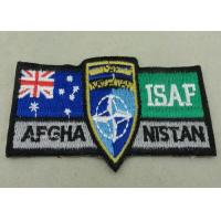 Wholesale Printed Golf Cap Patch Embroidery Military Embroidered Patches Custom from china suppliers
