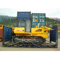 Wholesale Sea Freight Flat Rack Containers Special Containers Steel 20' / 40' from china suppliers