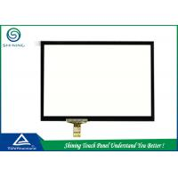 Wholesale POS Resistive multi touchscreen panels / 3.5 Inch Touch Panel Anti Glare Glass from china suppliers