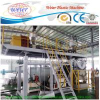 Wholesale Plastic Extruder Machine / Extrusion Blow Molding Machine For Water Tank Drum from china suppliers