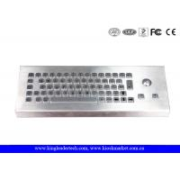 Wholesale IP68 Industrial Keyboard With Trackball For Industrial Desktop Designed from china suppliers